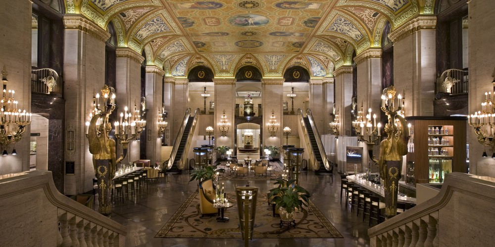 Palmer House Hilton Chicago