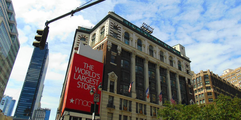 Macy's - New York - Doets Reizen