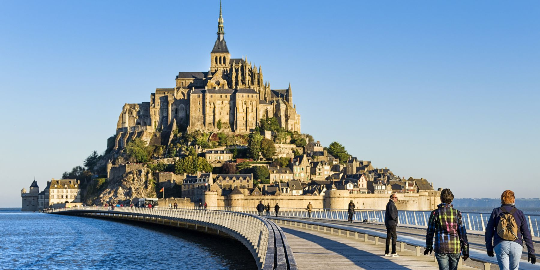 Mont Saint Michel - Doets Reizen - Vakantie Frankrijk - Vakantie Normandie - Credits Atout France - Marc Lerouge
