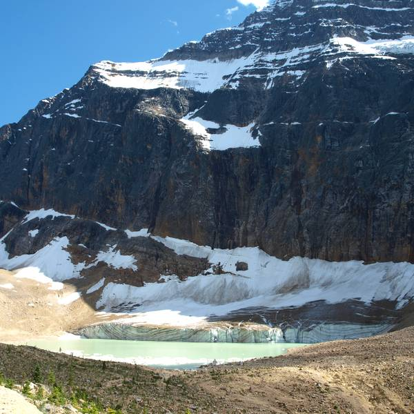 Mount Edith Cavell - Icefields Parkway - Alberta - Canada - Doets Reizen