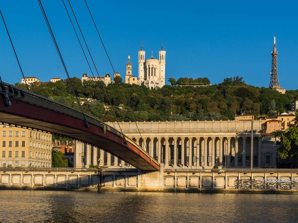 Lyon - Doets Reizen - Vakantie Frankrijk - Credits Atout France