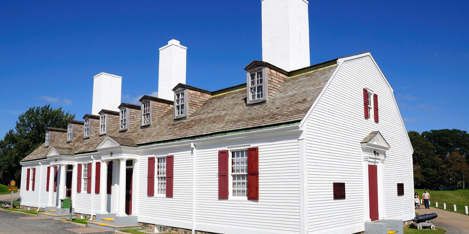 Annapolis Royal - Nova Scotia - Canada - Doets Reizen