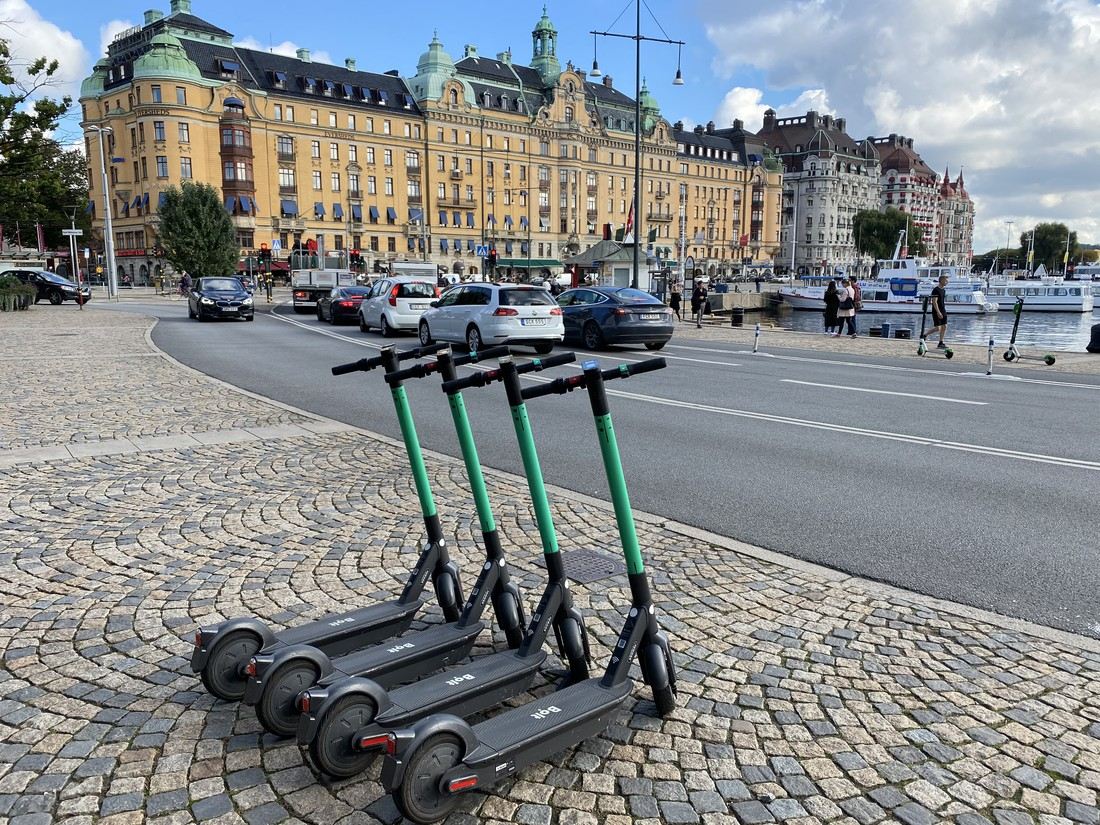 Elske Doets in Stockholm - Vakantie Zweden - Doets Reizen