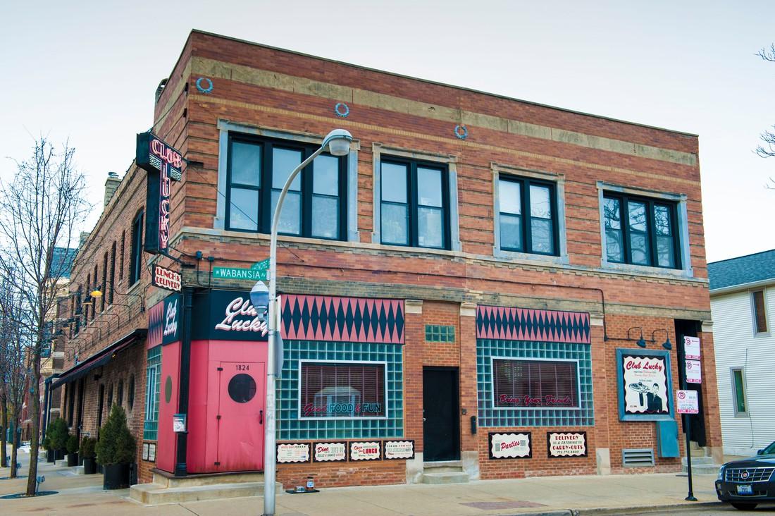 Bucktown - Chicago - Illinois - Doets Reizen