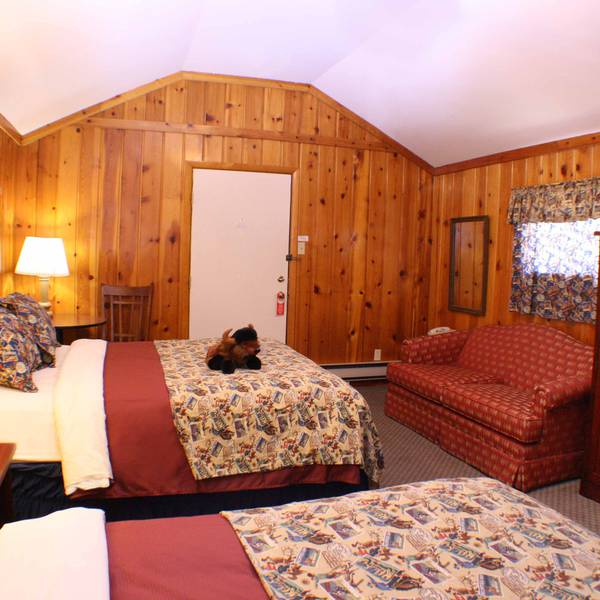 Buffalo Bill Village - room