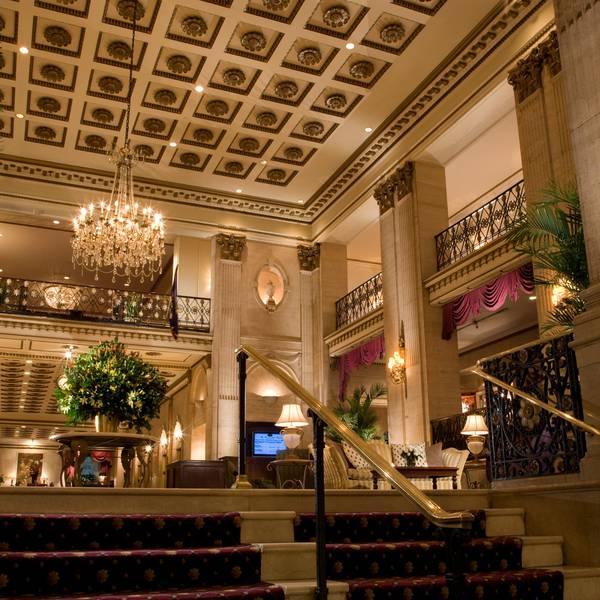 Roosevelt Hotel New York - lobby
