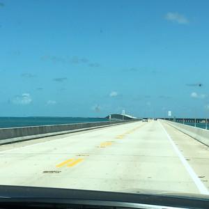 Dag 11 seven Mile bridge - Dag 11 - Foto