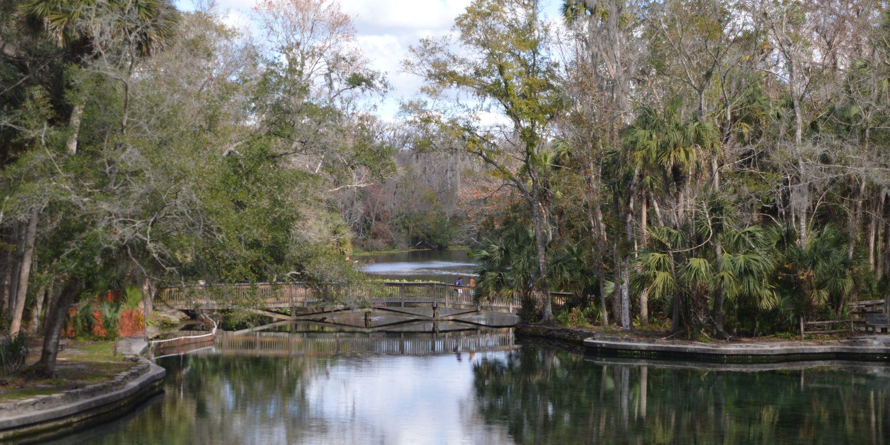 Wekiwa Springs State Park - Orlando - Florida - Doets Reizen