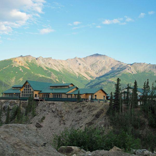 Grande Denali Lodge - exterior