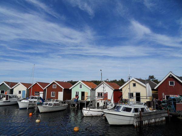 Boothuis Västra Götalands - Doets Reizen - Vakantie in Zweden - Visit Sweden