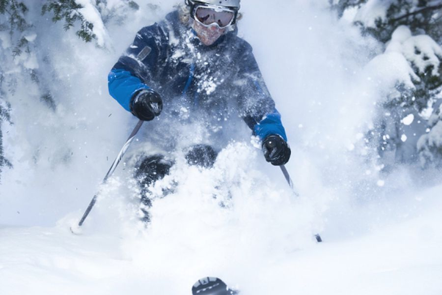 Wintersport - Le Massif  - Quebec - Canada - Doets Reizen