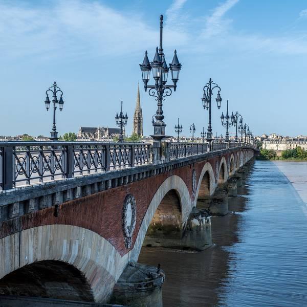 Bridge-Bordeaux- Doets Reizen free Credits Guide Sud   Frankrijk