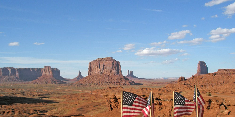 Monument Valley in Utah