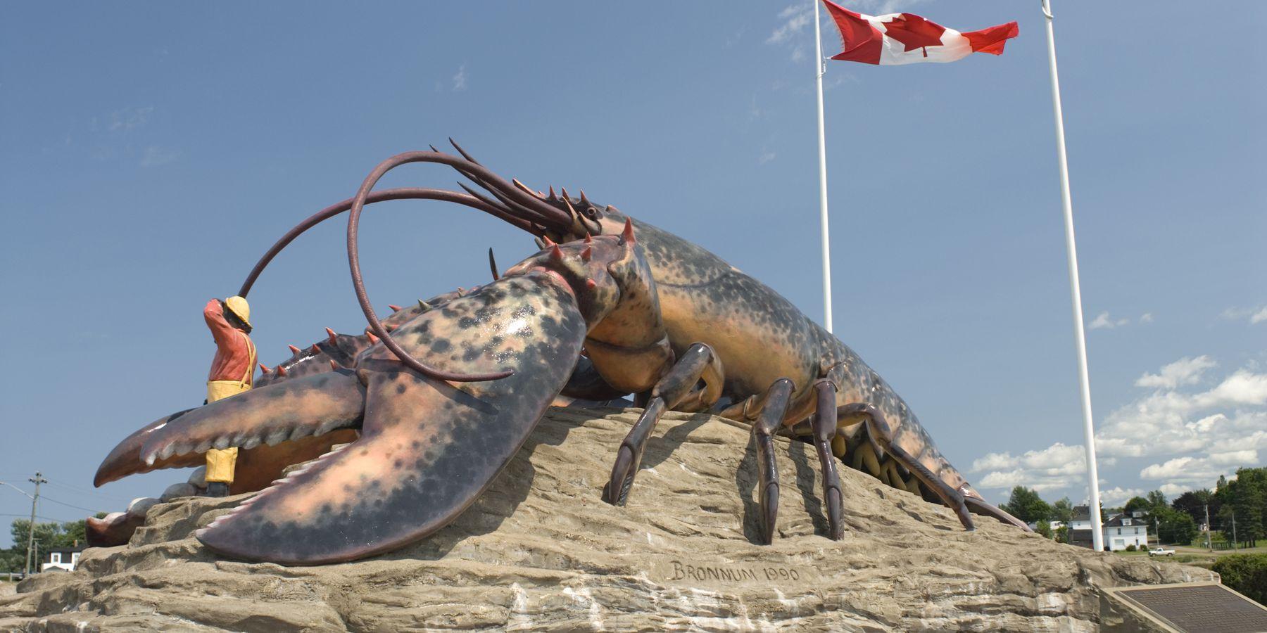 Lobster - New Brunswick - Canada - Doets Reizen