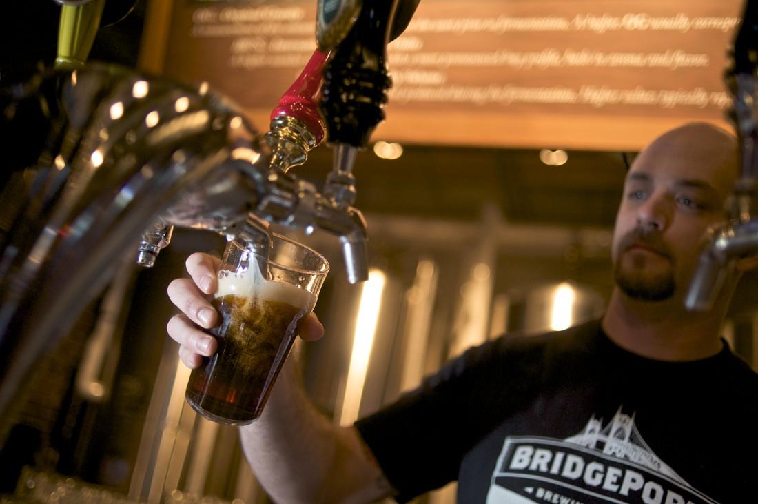 Bier Oregon - Doets Reizen