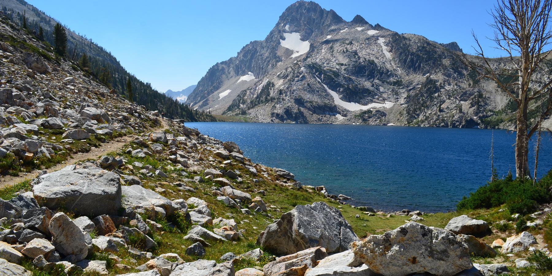 Sawtooth National Recreation Area - Idaho - Amerika - Doets Reizen