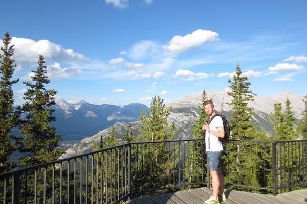 Banff National Park Lake Gondola
