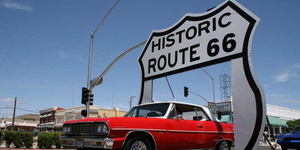 Route 66 - Arizona - Doets Reizen