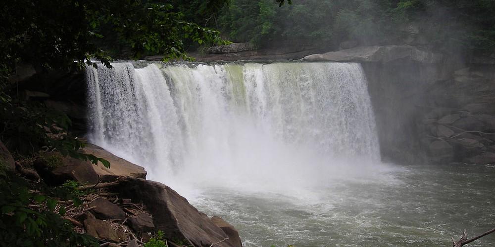 Daniel Boone National Forest - Kentucky - Amerika - Doets Reizen