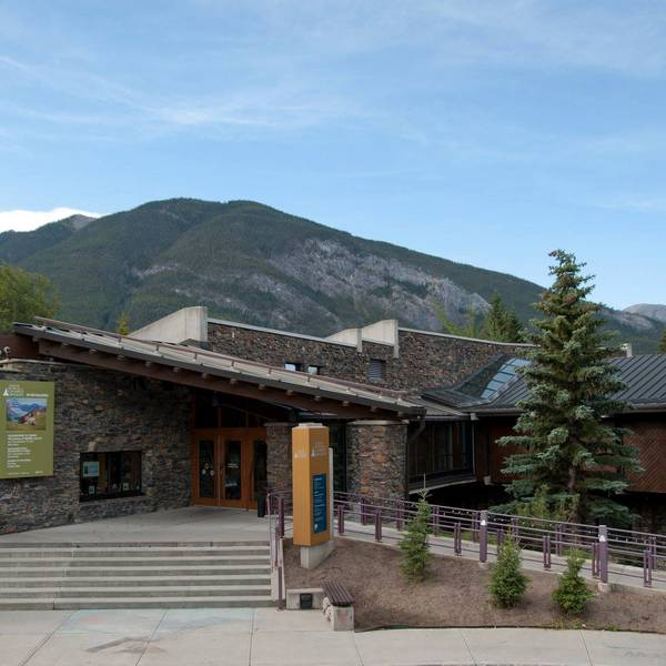 Whyte Museum of the Canadian Rockies - Banff - Alberta - Canada - Doets Reizen