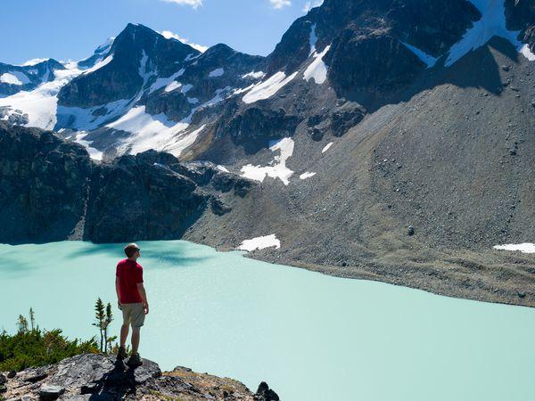 Wedgemont Lake bij Whistler