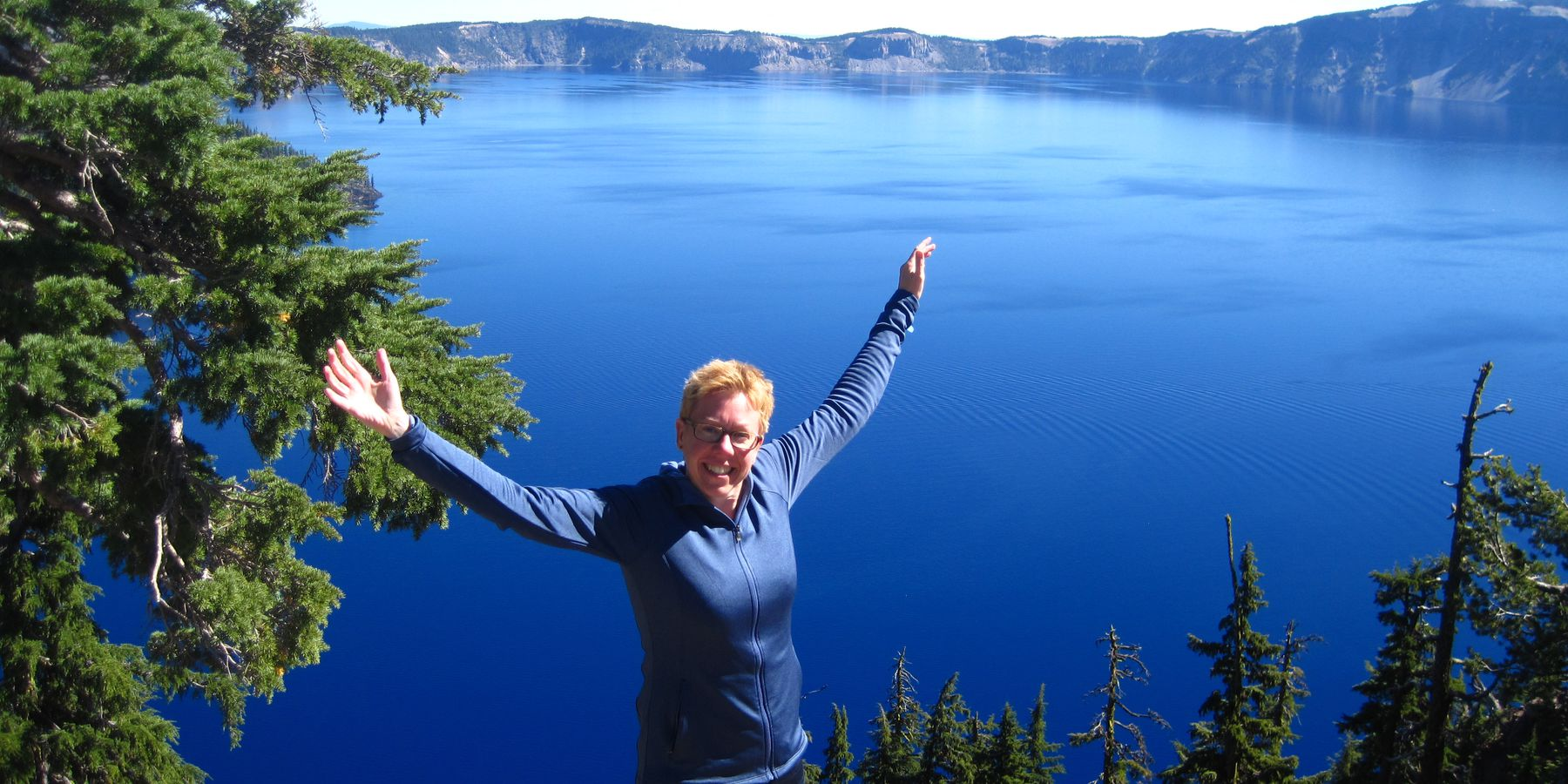 Crater Lake National Park - Oregon - Doets Reizen