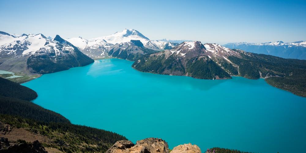 Whistler Garibaldi Lake