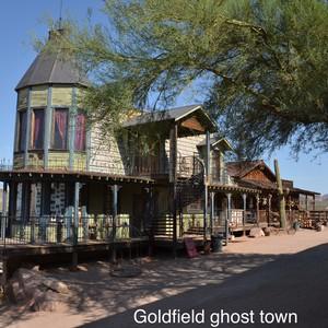 Tucson - Sedona - Dag 12 - Foto