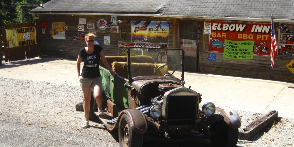 Devils Elbow - Route 66 - Missouri - Amerika - Doets Reizen