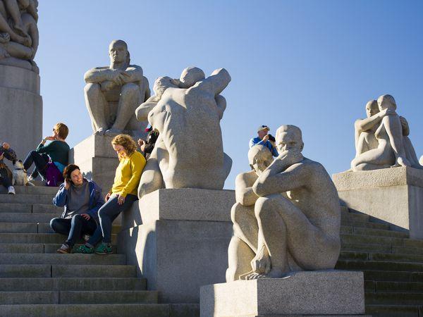 The Vigeland Park - Doets Reizen - Vakantie Noorwegen - Credits VisitNorway