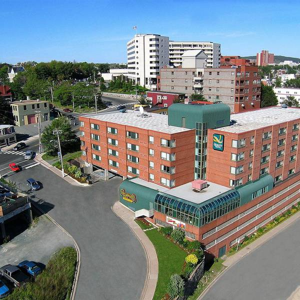 Quality Hotel-Harbourview hotel