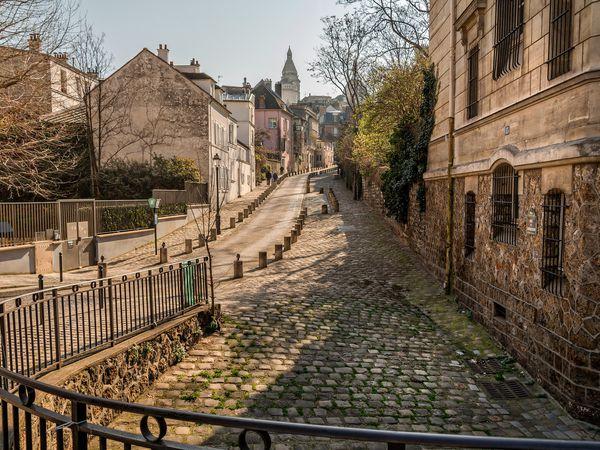 Parijs Montmartre Afbeelding van edmondlafoto via Pixabay   Doets Reizen   Frankrijk