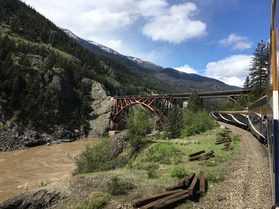 Cisco Crossing - Treinreizen - Rocky Mountaineer - Canada - Doets Reizen