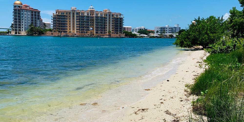 Bayfront Park - Sarasota - Florida - Doets Reizen