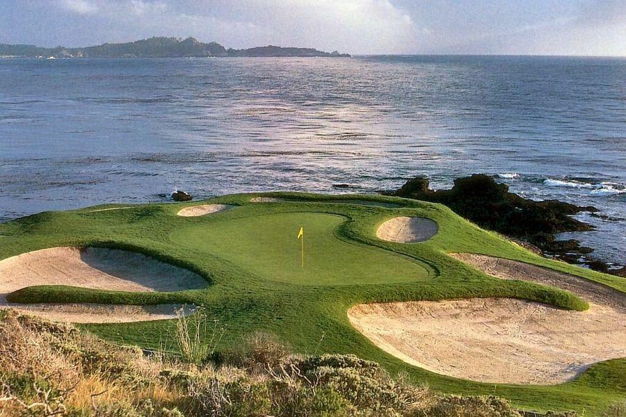 Pebble Beach - Golf - Golfen California - Amerika - Doets Reizen