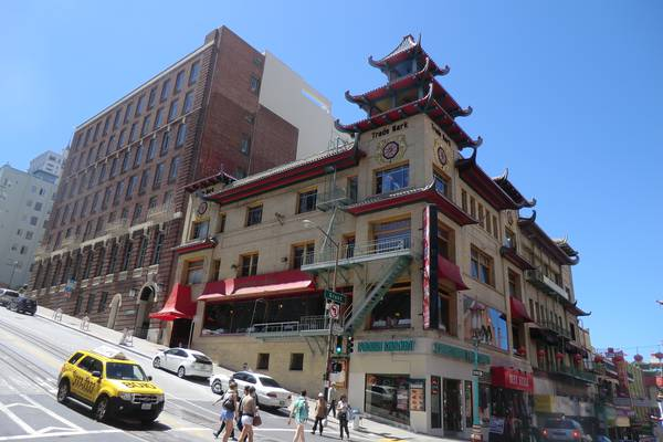 Chinatown - San Francisco - California - Amerika - Doets Reizen