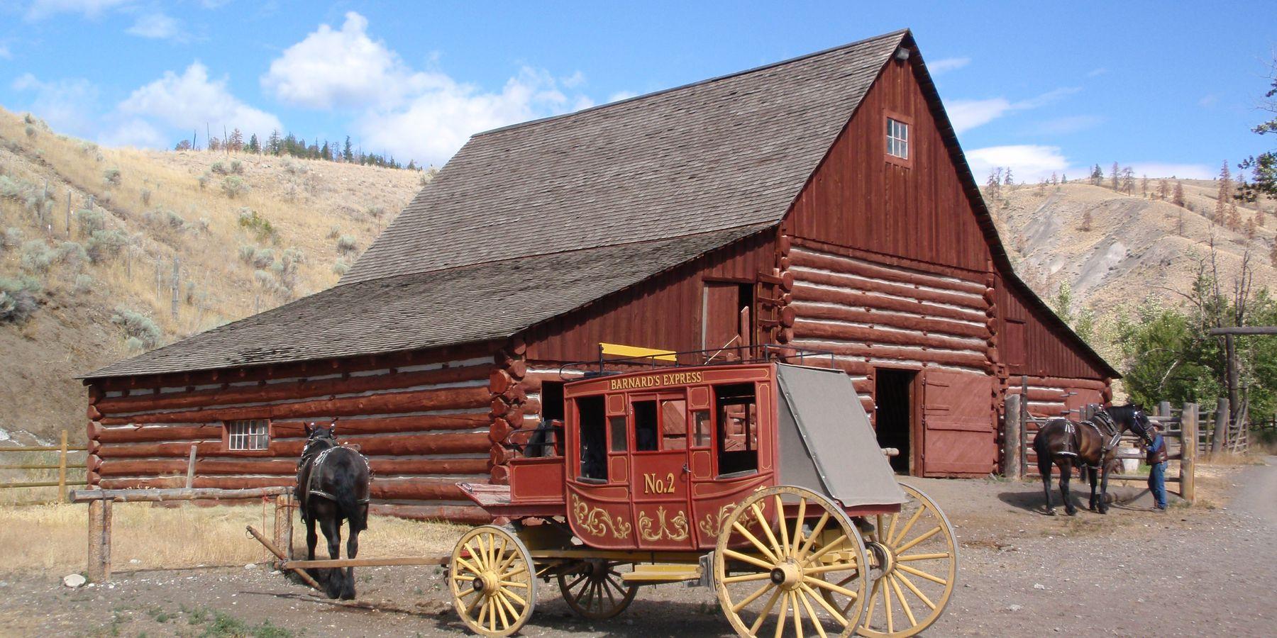 Cache Creek - Cariboo Country - British Columbia - Canada - Doets Reizen