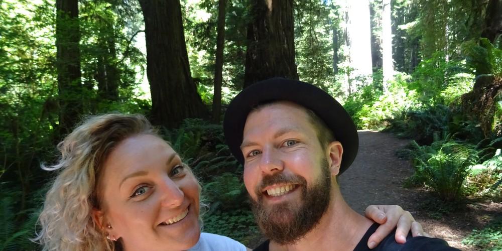 Redwood NP, California