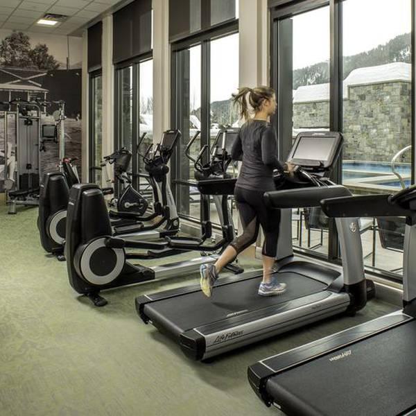 Limelight Lodge Ketchum - gym