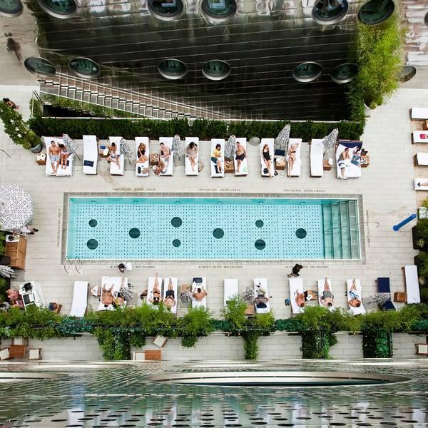 Dream Downtown New York - pool