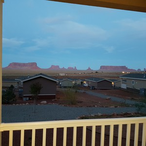 Monument Valley - Dag 9 - Foto
