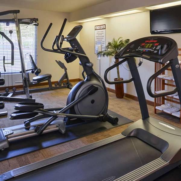 Best Western Airport Inn Phoenix, fitnessruimte