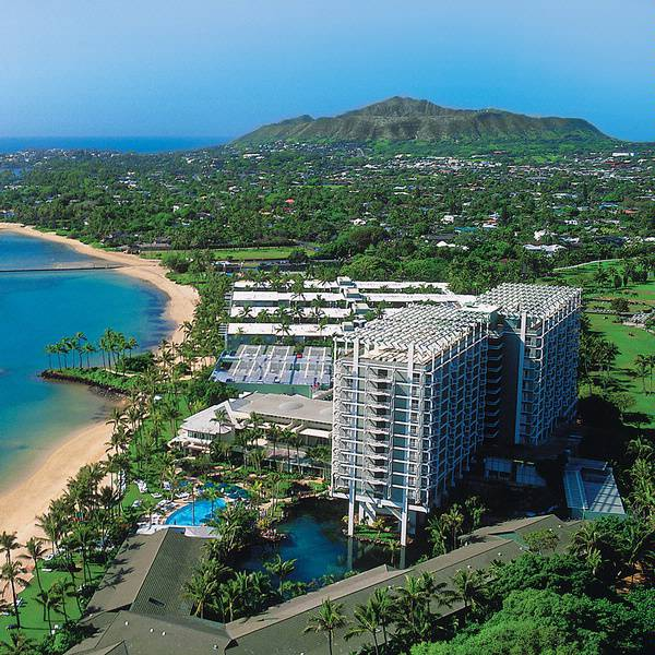 Kahala Hotel and Resort Exterior