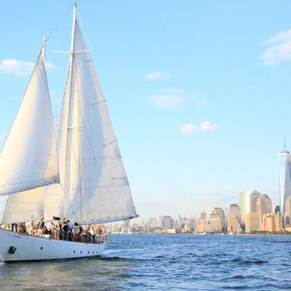 Manhattan By Sail - New York - Doets Reizen