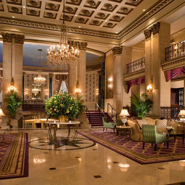 Roosevelt Hotel New York lob