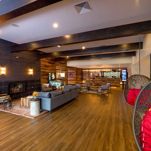 The Ridgeline Hotel - Interior
