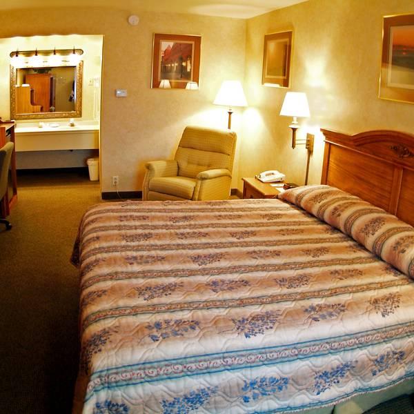 Best Western Revere Inn & Suites - kamer