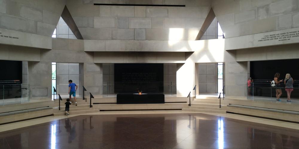 Holocaust Museum - Washington D.C. - Doets Reizen