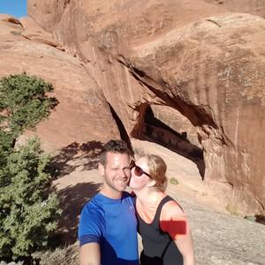 Arches National Park - Dag 11 - Foto