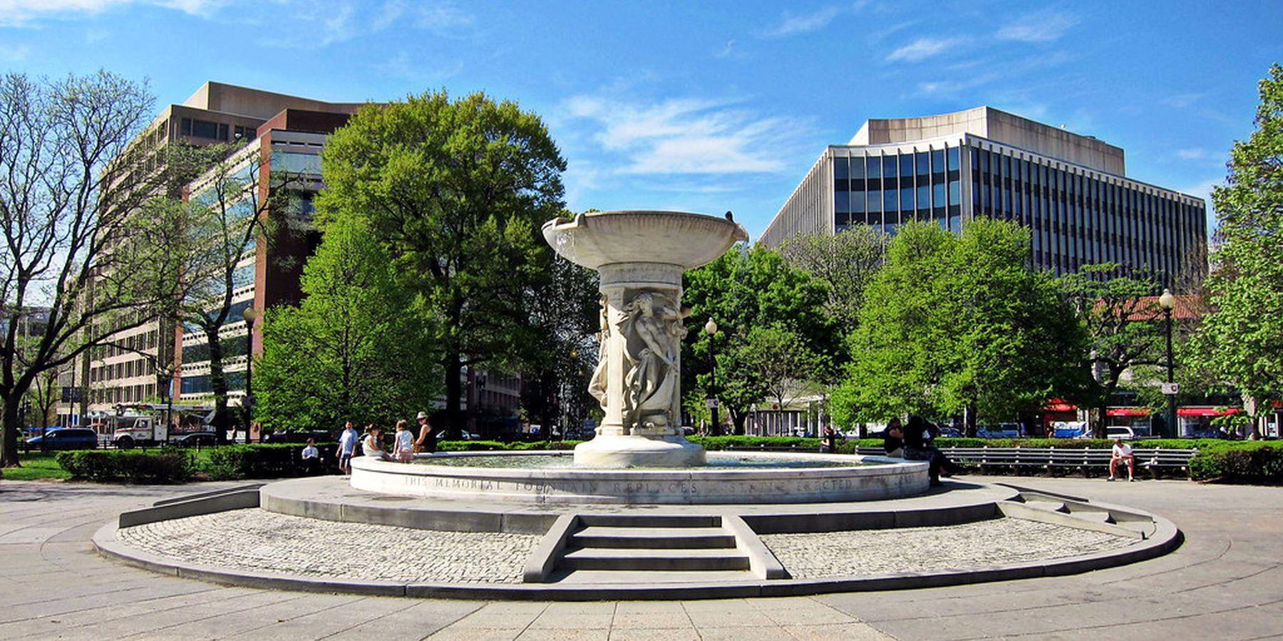 Dupont Circle - Washington D.C. - Doets Reizen